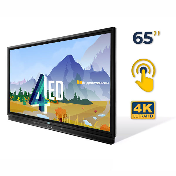 Интерактивная панель 65 дюймов Screen4ED FTLT65-B