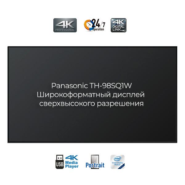 PanasonicTH-98SQ1W технологии
