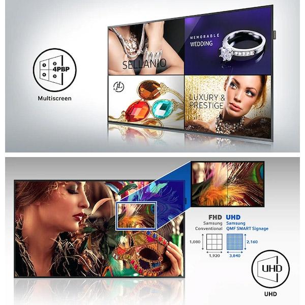 SamsungLH98QMFPLGC/CI технологии