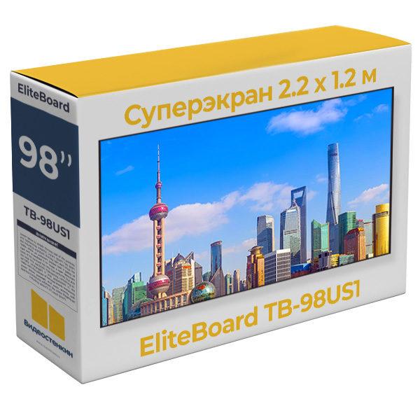 LCD панель 98″ EliteBoard TB-98US1