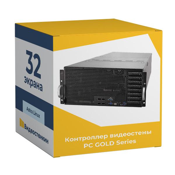Программный контроллер видеостены до 16 панелей (8x4)